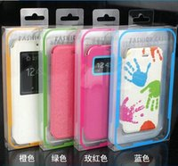Wholesale 100pcs Samsung Galaxy S6 edge plus Note5 Empty Retail Package Plastic PVC Box Packaging For iPhone s s plus s plus Samsung S6 S6 edge