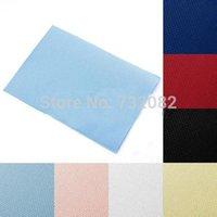 cross stitch fabric - 30x40cm Cotton Aida Count Cloth Craft Cross Stitch Fabric Needlework Color E5738