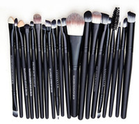 Wholesale Professional set Makeup Brush Set tools Make up Toiletry Kit Wool Brand Make Up Brush Set pincel maleta de maquiagem