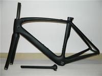carbon fiber bicycle frame - 2015 carbon road bike frame carbon bicycle fiber veng frame Inner cable route