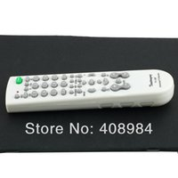 Wholesale free shiping Super Version White Universal Television TV Remote Control