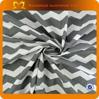 Wholesale cm cotton chevron fabric textile fabric for dresses cotton fabric for sale