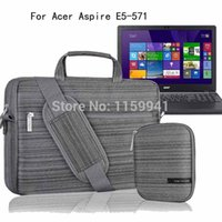 acer tablet notebooks - For Acer Aspire E5 E5 G quot Laptop NoteBook Messenger Bag Compuer Briefcase Handle Carry Sleeve Case Shoulder
