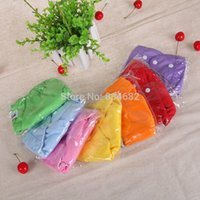 Wholesale Adjustable Washable Baby Cloth Diaper Nappy Urine Pants COLORS Red Pink Yellow Blue Green etc