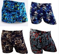 Wholesale hot summer brazil beach surfing shorts new arrival swimming trunks brand fashion personality swimwear boys mens swimsuit swime
