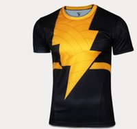 fitness wear training wear - 2015 new arrival D print compression men t shirts Training Sport flash man Running Gym Exercise Fitness Tight Compression fitness wear