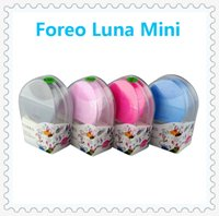 Wholesale 6 colors Rechargeable Foreo Luna Mini Ultrasonic Instrument Super Facial Cleaner Waterproof Charge Electric Lun Foreo