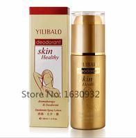 Wholesale To body odor armpits Ms male perfume body stop sweat dew Not go bead antibacterial spray
