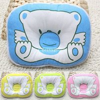 baby pillow - Newborn Baby Infant Prevent Flat Head Shape Support Sleeping Positioner Pillow Fx304 Freeshipping