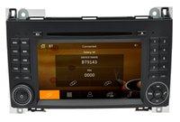 AS-8847 para la navegación 2din 7 del coche DVD de Wince6.0 de la Clase A del Benz Benz A con la radio de Bluetooth IPOD TV / RDS AUX EN DVR Mirrorlink