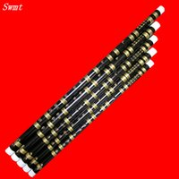 Cheap Wholesale-Hot sell Bamboo Flute Professional Transverse Flute Musical Instruments dizi C D  E  F  G not pan Irish whistle Bamboo Flauta