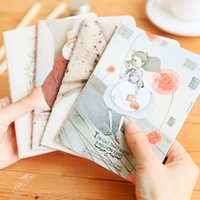 az supply - Candife stationery supplies AZ cartoon cute mini portable diary notebook note book creative notepad pc oulm brand