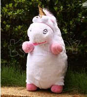 Wholesale CM Despicable me Unicorn plush toy stuffed animal doll for kids chirstmas best gift