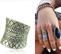 Cheap antique silver ring Best totem ring