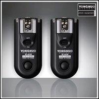 nikon - YONGNUO RF N3 RF603 RF Flash Trigger Transceivers for Nikon D90 D5000 D3100 D7000