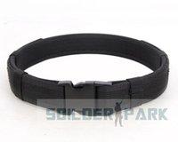 web belt - quot inch Tactical Load Bearing Combat Duty Web Belt Stretch Nylon Fabric Belt Tactical Gear Duty Military Belt Black A tacs