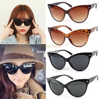 Cheap Vintage plastic sunglasses Best sunglasses Cat Eye glasses