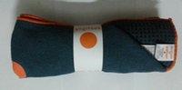 Wholesale 1pc Yogitoes skidless yoga mat towel size x61cm Brand colore Navy Blue