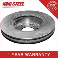 auto brake disc oem - Auto Brake system Front Axle Brake Discs for Navara parts OEM JR70C