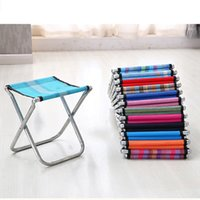 Wholesale Outdoor Gear Ultra Light Zinc Alloy Portable Folding Fishing Chairs Seat Camping Stool Cabeira X M L