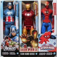 Wholesale 100pcs Super hero Avengers Spiderman Green Goblin PVC Action Figure Collectible Toy Super hero Figure Toys