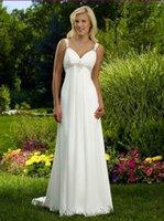 Cheap 2015 New white sexy Spring summer autumn winter girl casual bandage women clothing set Long chiffon Bridal Gown wedding dresses