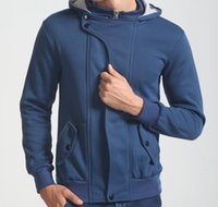 Wholesale Fall Hot Sale Fall Season Mens Fashion Hoodies Casual Male Up Outdoor Wears Clothing