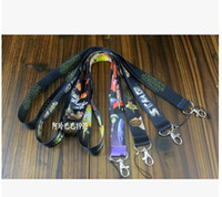 Wholesale HOT Star Wars Mobile Cell Phone Lanyard Neck Straps Cartoon Jedi Knight Darth Vader Mobile Phone Lanyard Keychain Straps Charms Gifts m01012