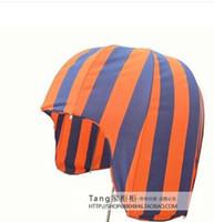 american safety helmets - FBH051341 Safety hat popular in European and American creative helmet head long handle the sun umbrella shade rain or shine