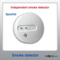 Wholesale Superior battery powered independent fire alarm sensor comply with EN14604 and UL