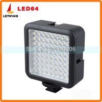 canon camera digital - Godox LED photo camera lights Video Lamp Light For Nikon Canon Sony Digital Camera Camcorder DV