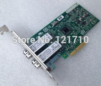 Wholesale AD338A PCIE Port BASE SX Adapter AD338 for hp server