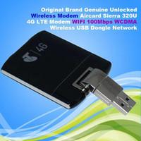 Wholesale 2pcs Unlocked Wireless Modem Aircard Sierra U G LTE Modem WIFI Mbps Support G Modem Gsm Dongle