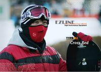 Wholesale Neoprene Snowboard Ski Cycling Face Mask Neck Warmer Bike Bicyle ski mask mixed colors