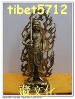 Wholesale Tibetan Bronze Acalanatha buddha statue cm KG