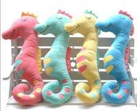 benefit sale - 2016 Hot Sale cm Lovely Cute Soft Benefit Healthy A hippocampus Plush Toys Stuffed Dolls