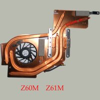 Wholesale NEW Cooling Fan FOR lenovo Thinkpad Z60M CPU Heatsink Cooling Fan