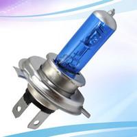 Wholesale New V W Car Auto H4 HID Xenon White Halogen Headlight Bulbs Lamp LightA1252