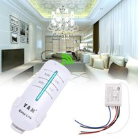 Wholesale New Arrival Way Port V V Light Digital Wireless Wall Remote Control Switch