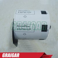 Wholesale DK11209 cheap barcode label for label printer