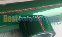 Wholesale 150mm M Green Tape High Temperature Resistant Insulate PCB Plating Masking order lt no track