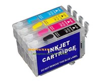 Wholesale T0711 Refillable ink cartridge FOR EPSON SX110 SX210 SX410 SX510W SX115 SX215 SX415 SX515 BX310FN S20 SX100 SX105 SX400 SX405