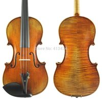 Wholesale Ch J B Collion Mezin Copy French violin Master Level Professional handmade antique Violin Austrian Spruce wood