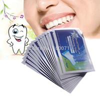Wholesale New packs Set Professional Teeth Whitening Strips Tooth Bleaching Whiter Whitestrips Set