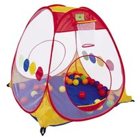 Cheap Baby Kid Toddler portable Popup Play house Tent playhouse Toy Outdoor Indoor