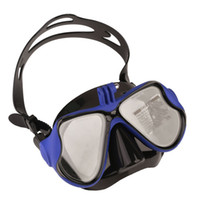 Wholesale Camera Mount Diving Mask Scuba Snorkel Goggles Glasses For GoPro HD Hero