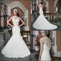 Cheap New Arrival Sweetheart Trumpet Mermaid White Sexy Wedding Dresses Applique Court Train Gorgeous Wedding Dress Gown With Jacket Beads