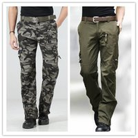 airborne paratrooper - Men s Outdoor Airborne Division Paratrooper Military Green Trousers Tactical Pants Men s Military Combat Trousers Cargo Pants