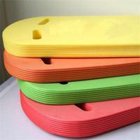 Wholesale 2015 Hot selling Popular Kids Adults Swim Pool Training Game Aid Float Hand Board Safe Swimming Foam Kickboard