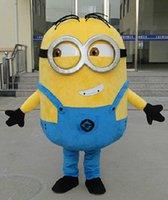 Cattivissimo me <b>minion costume</b> della mascotte per adulti me spregevole costume della mascotte ghj fgh